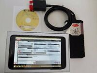 "9"" Diagnostic Tablet Kit 079 299 17074 Car Vans Trucks 2015.3 ABS DPF LIGHT ENGINE ECU"