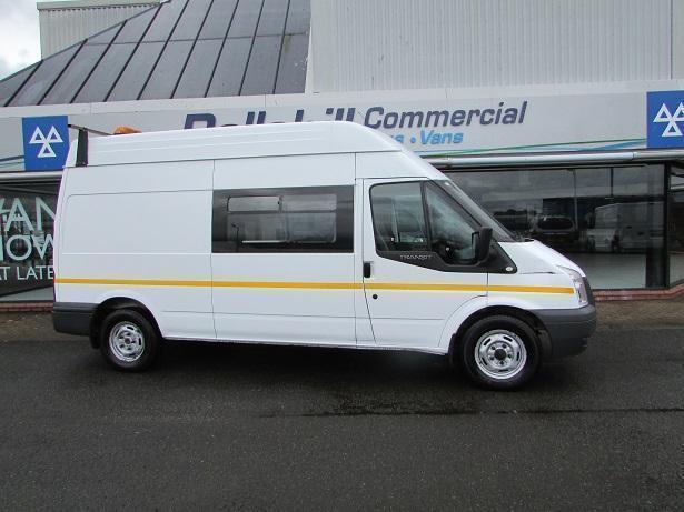 Ford Welfare Unit 2.4TDCi Duratorq ( 115PS ) 350L 2009.25MY 350 LWB