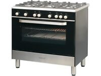 Kenwood Gas cooker 90cm 9 month old. In very good condition