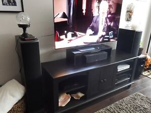 POTTERY BARN ENTERTAIMENT TV UNIT - MOVING SALE!!