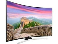"""Samsung Ue49mu6500 49"""" Curve 4k UHD Smart TV. Brand new boxed complete can deliver and set up."""