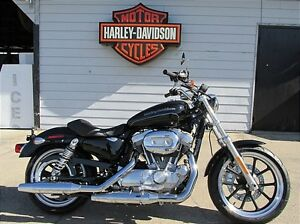 NEW HARLEY DAVIDSON XL883L SPORTSTER SUPERLOW