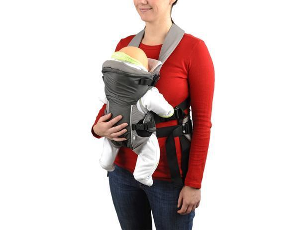 Mothercare 3 Way Baby Carrier Baby Sling In Navy Suitable For 0