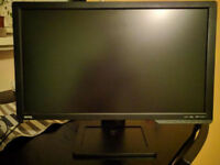 BenQ XL2410T 24inch 120hz 2ms 1920x1080 3D