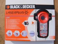 Black and Decker Laser Level LZR2 New in Box