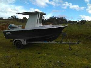 Fishing runabout - suitable for Highland Lakes Fishing - REDUCED! Ouse Central Highlands Preview