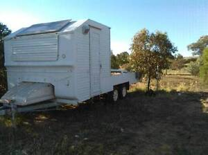 Car Trailer suitable for speedway or camping. Geraldton Geraldton City Preview