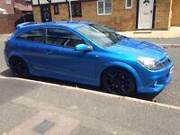 Arden blue Astra VXR. Low mileage, excellent condition!