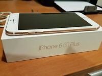 Apple iPhone 6s Plus 128GB Gold - Perfect Condition - No Scratches - Works Perfectlty - In Box