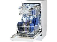 //(%)\ NEW BEKO SLIMLINE DISHWASHER INCLUDES 1 YEAR GUARANTEE