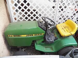John Deere Hydro 175 Tractor for Parts