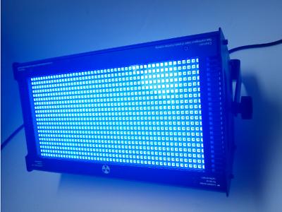 4x 1000W rush RGB strobe DMX512 color chang flash light Atom
