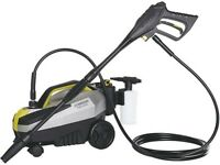 Professional Garden Patio Car VAN Caravan Wall High Jet Pressure Washer Cleaner Tiles Moss Mud Shed