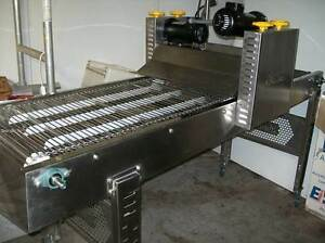 Honey Frame Uncapping machine automated Chittering Chittering Area Preview