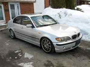 2004 bmw 330i M3 package