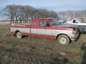 parting 89 ford f150 2WD