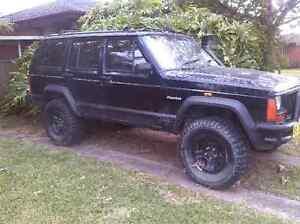 Jeep Cherokee 1995 Tenambit Maitland Area Preview