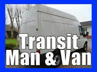 Man with a van Service, Removals, House clearance, Gumtree buys, Motorbike Recovery/pick ups.