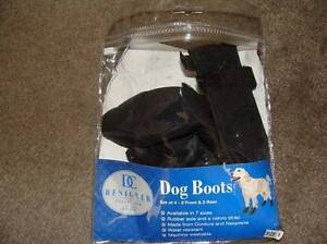 dog booties size 5 Albany Albany Area Preview