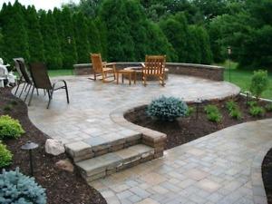 Interlock,flagstone,any landscaping with guarantee 6479362737