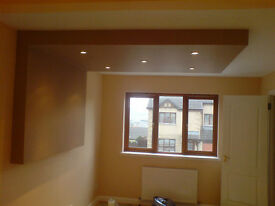 Plastering and Tiling, Painter and Decorator,