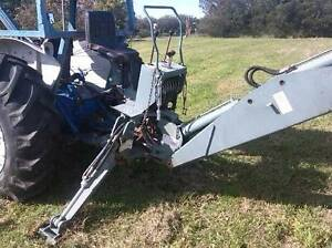 3 point linkage back hoe Wedderburn Campbelltown Area Preview