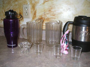 Miscellaneous items/Note the pitchers in the pic. are sold. Regina Regina Area image 2