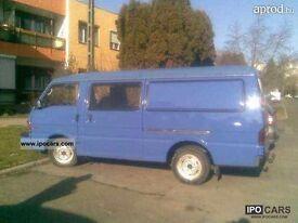 Mazda E2200 2002 Minibus/Van wanted