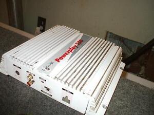 Sub box,amp and deck. Regina Regina Area image 2