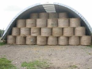 4x5 Round Bale Hay for Sale
