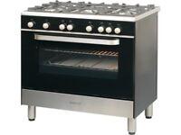Kenwood gas cooker 90cm range