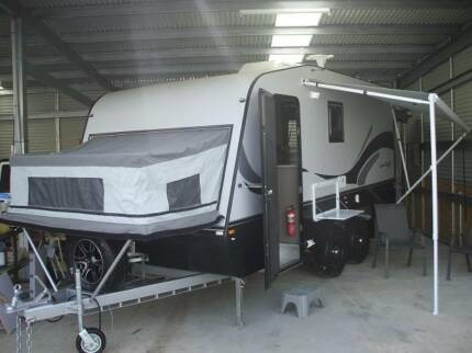 Goldstar RV Toyhauler 18' Old Reynella Morphett Vale Area Preview