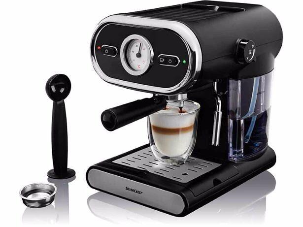 Silvercrest Espresso Machine In London Gumtree