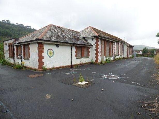 Old School Building For Sale In South Wales In Merthyr Tydfil