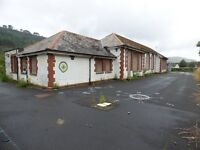 old school building for sale in south wales