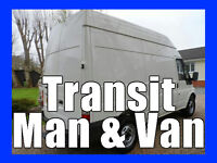 SINGLE ITEMS & SMALL MOVES - Man With A Van Removals - Ipswich, Woodbridge, Felixstowe