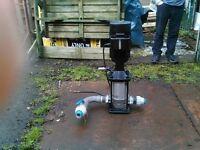 Grundos water pump