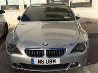 BMW 650i Mpack