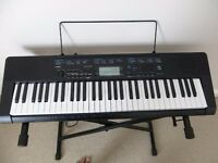 *NEW* CASIO CTK-2300 Digital Keyboard WITH Stand