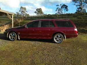 2001 Ford Falcon Wagon - 7 seater Ouse Central Highlands Preview