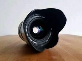 Mamiya 645 AF 45mm f/28