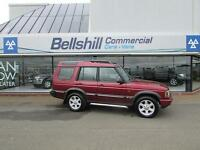 Land Rover Discovery 2.5Td5 ( 7st ) auto 2004MY ES Premium
