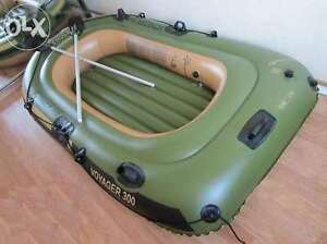 Voyager 500 Inflatable Boat (USED ONE TIME)
