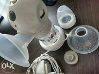 electric breast pump nuk