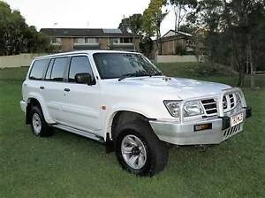 2004 Nissan Patrol GU ST-L 4.2 Turbo Diesel 7 seater Wgn Exc cond Robina Gold Coast South Preview