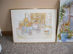 Framed pictures/Picture frames/Posters