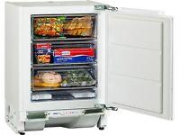 Zanussi ZQF11430DA Integrated Under Counter Freezer White 600mm BRAND NEW