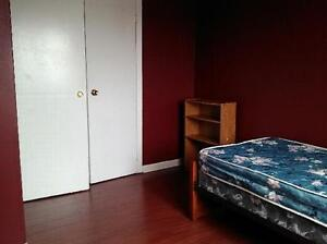 All inclusive big specious room for rent.