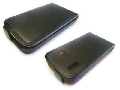 Tasche für Handy Samsung Galaxy Ace S5830 PU Leder Klapp Flip Case Hülle Gsm Flip Handy