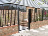 STEEL FABRICATIONS: GATES, FENCING, STAIRCASES, SECURITY GRILLES, STEEL & GLASS BALUSTRADES, RSJ